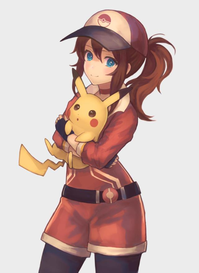 ポケモンGOの女トレーナーさんのエロ画像まとめ -5