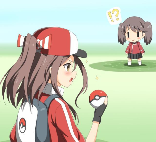 ポケモンGOの女トレーナーさんのエロ画像まとめ -8