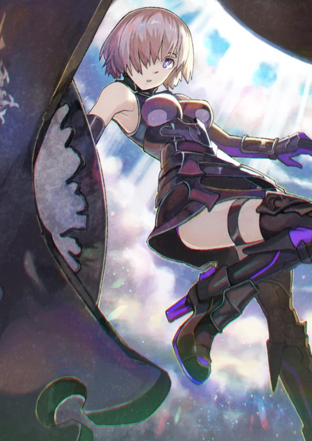 Fate/Grand Order マシュちゃんのエロ画像まとめ-4