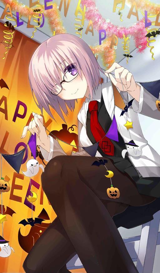 Fate/Grand Order マシュちゃんのエロ画像まとめ-15