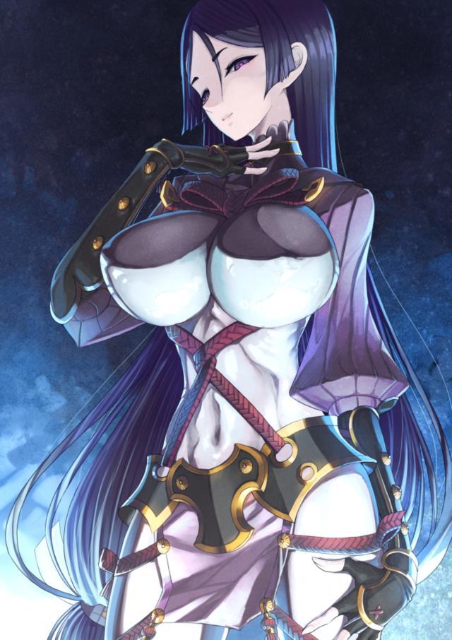 Fate/Grand Orderのエロ画像まとめ-6