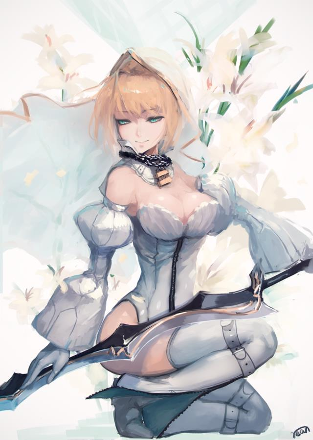 Fate/Grand Orderのエロ画像まとめ-32