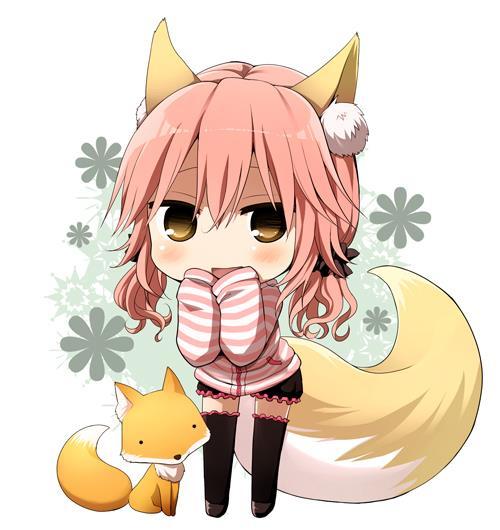 キャス狐(Fateシリーズ)のエロ画像まとめ なんですか?去勢されたいですか?-12