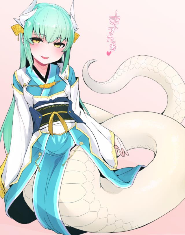 清姫さん(FGO)のエロ画像まとめ-23