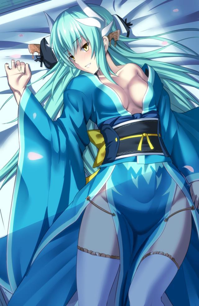 清姫さん(FGO)のエロ画像まとめ-26