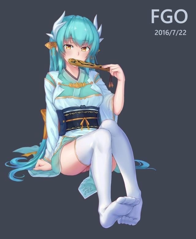 清姫さん(FGO)のエロ画像まとめ-8