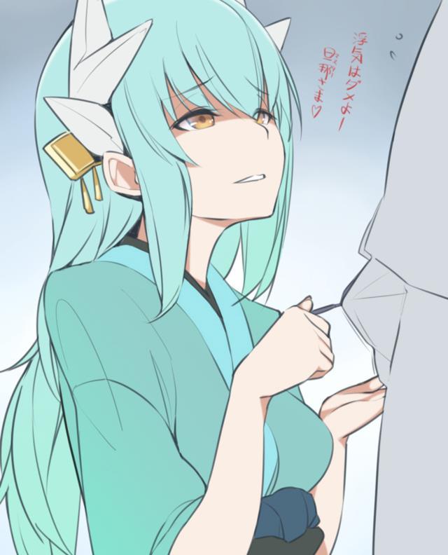 清姫さん(FGO)のエロ画像まとめ-10
