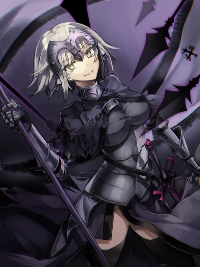 Fate/GrandOrder ジャンヌちゃん(オルタさんもね!)のエロ画像まとめ-1