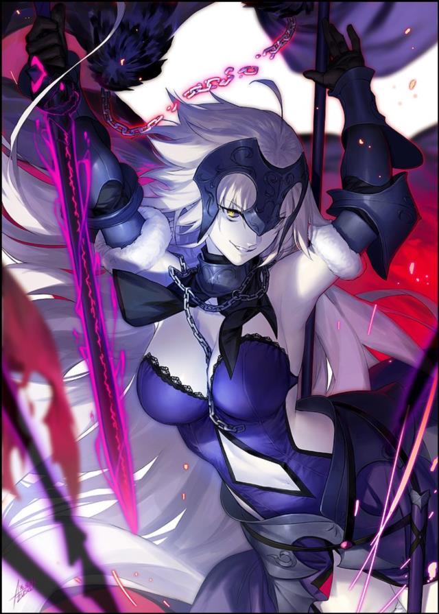 Fate/GrandOrder ジャンヌちゃん(オルタさんもね!)のエロ画像まとめ-7