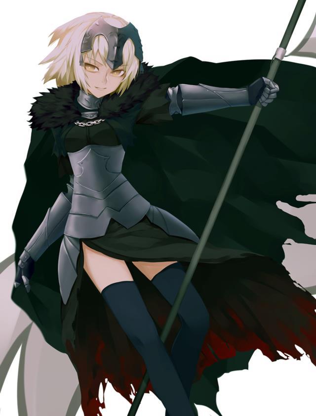 Fate/GrandOrder ジャンヌちゃん(オルタさんもね!)のエロ画像まとめ-28