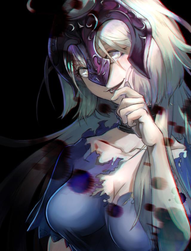 Fate/GrandOrder ジャンヌちゃん(オルタさんもね!)のエロ画像まとめ-25
