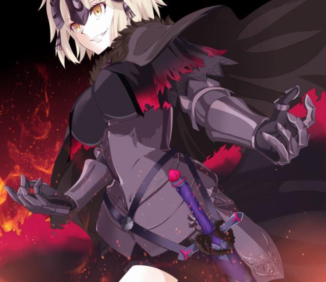 Fate/GrandOrder ジャンヌちゃん(オルタさんもね!)のエロ画像まとめ-59