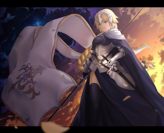 Fate/GrandOrder ジャンヌちゃん(オルタさんもね!)のエロ画像まとめ-48