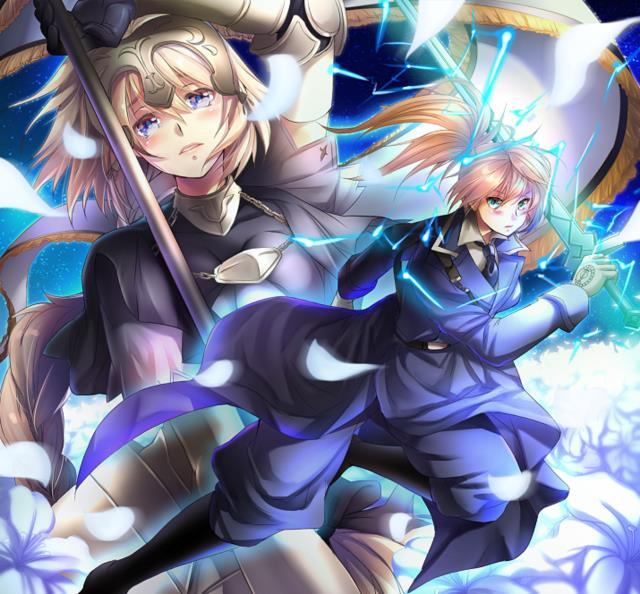 Fate/GrandOrder ジャンヌちゃん(オルタさんもね!)のエロ画像まとめ-13