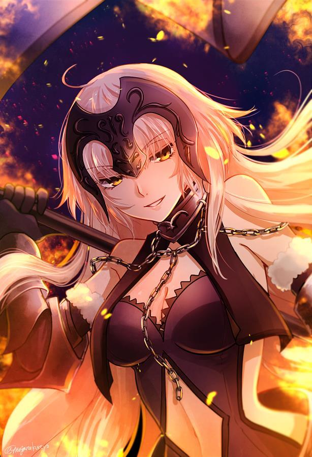 Fate/GrandOrder ジャンヌちゃん(オルタさんもね!)のエロ画像まとめ-22