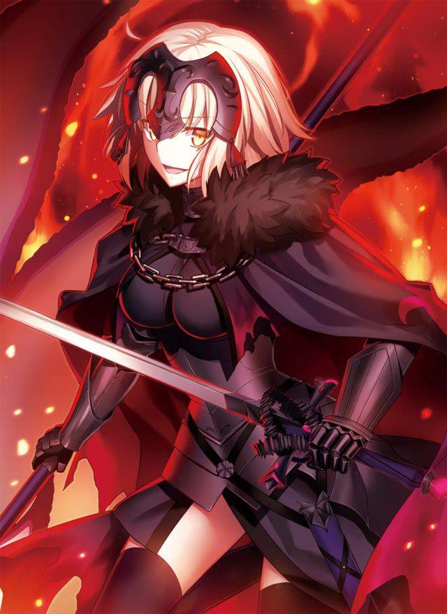 Fate/GrandOrder ジャンヌちゃん(オルタさんもね!)のエロ画像まとめ-8