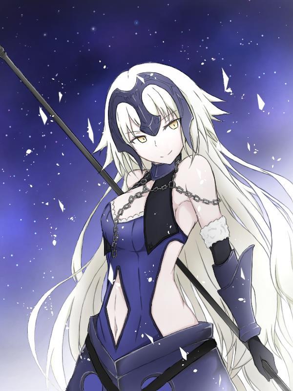 Fate/GrandOrder ジャンヌちゃん(オルタさんもね!)のエロ画像まとめ-27