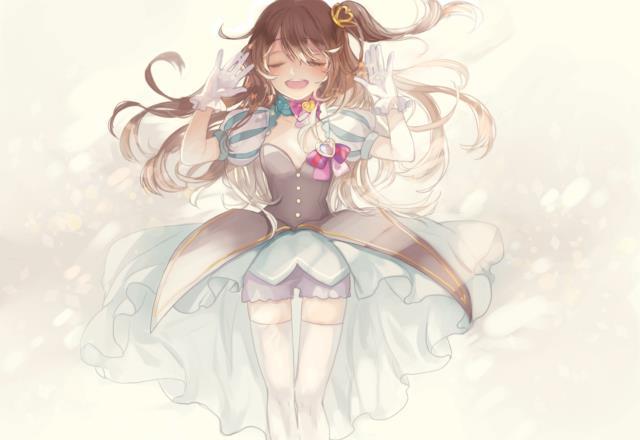 島村卯月ちゃん(デレマス)の天使カワイイエロ画像まとめ その2-18
