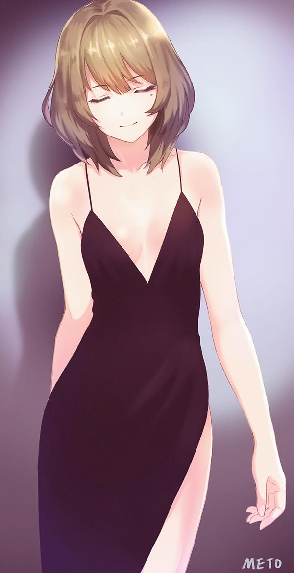 デレマス 高垣楓さんのエロ画像まとめ その4-44