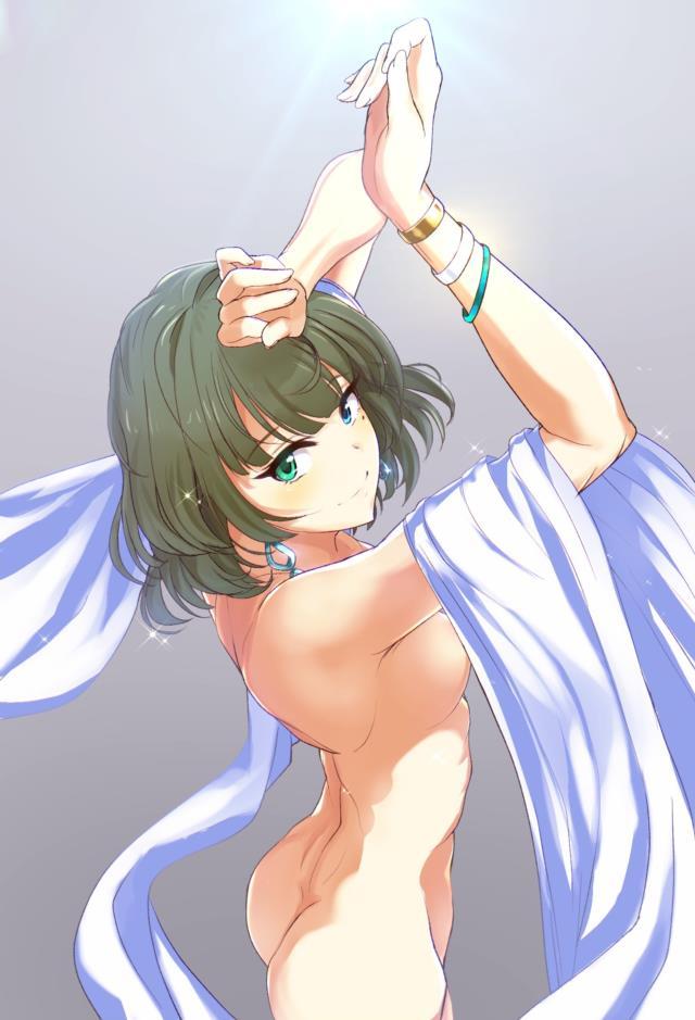 デレマス 高垣楓さんのエロ画像まとめ その4-18