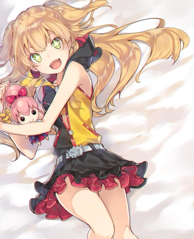 城ヶ崎莉嘉ちゃん(デレマス)の妹かわいいエロ画像まとめ-47