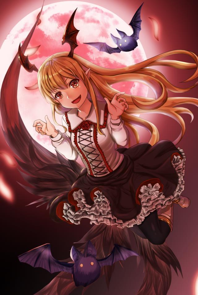 ヴァンピちゃん(グラブル・神撃のバハムート)の愛くるしいエロ画像まとめ-31
