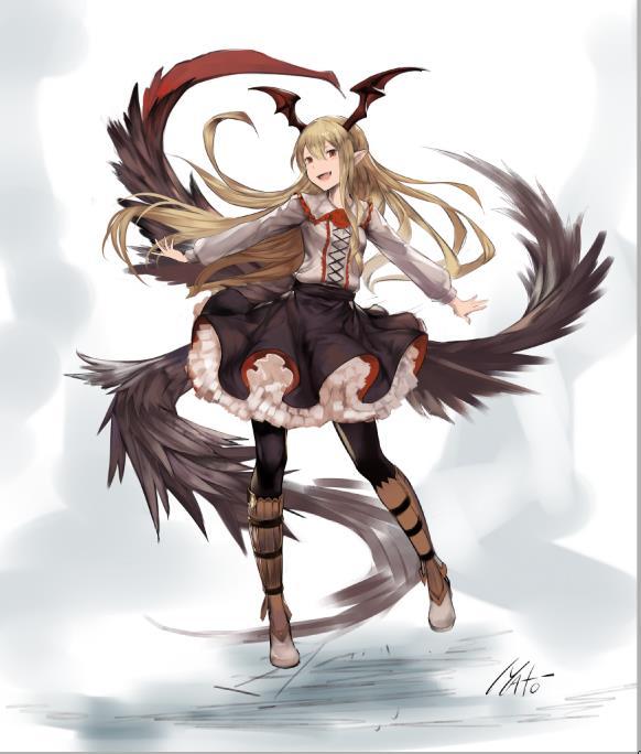 ヴァンピちゃん(グラブル・神撃のバハムート)の愛くるしいエロ画像まとめ-41