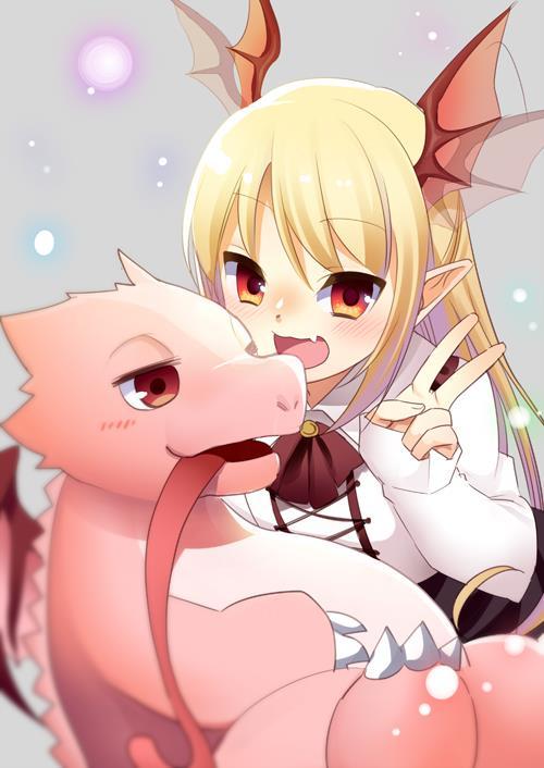 ヴァンピちゃん(グラブル・神撃のバハムート)の愛くるしいエロ画像まとめ-36