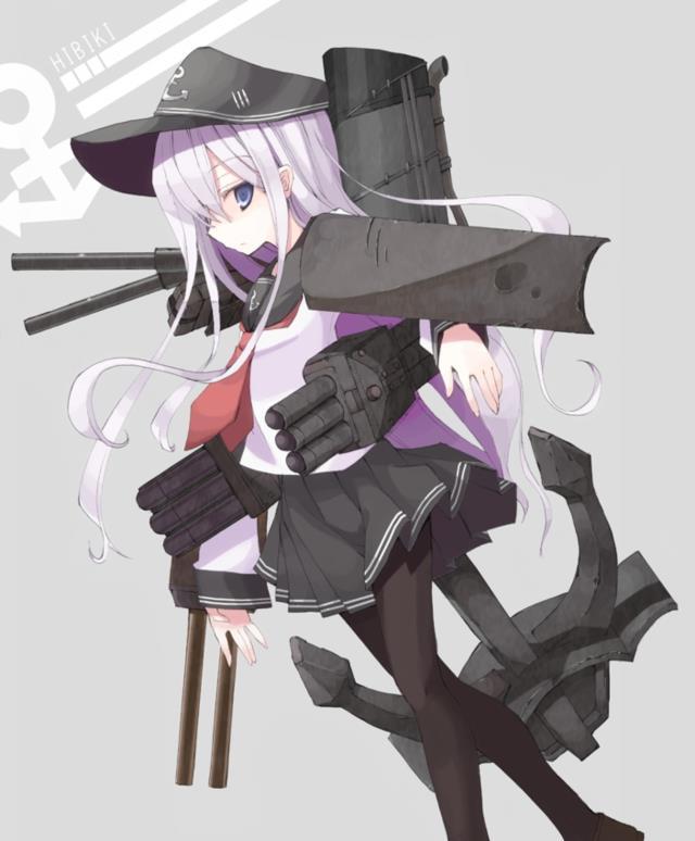 響ちゃん(艦これ)のエロ画像まとめ-17