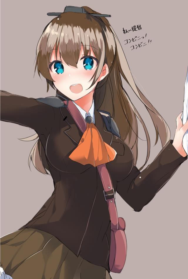 【艦これ】熊野のエロ画像まとめ ポンコツお嬢様かわいいなwww その1-10