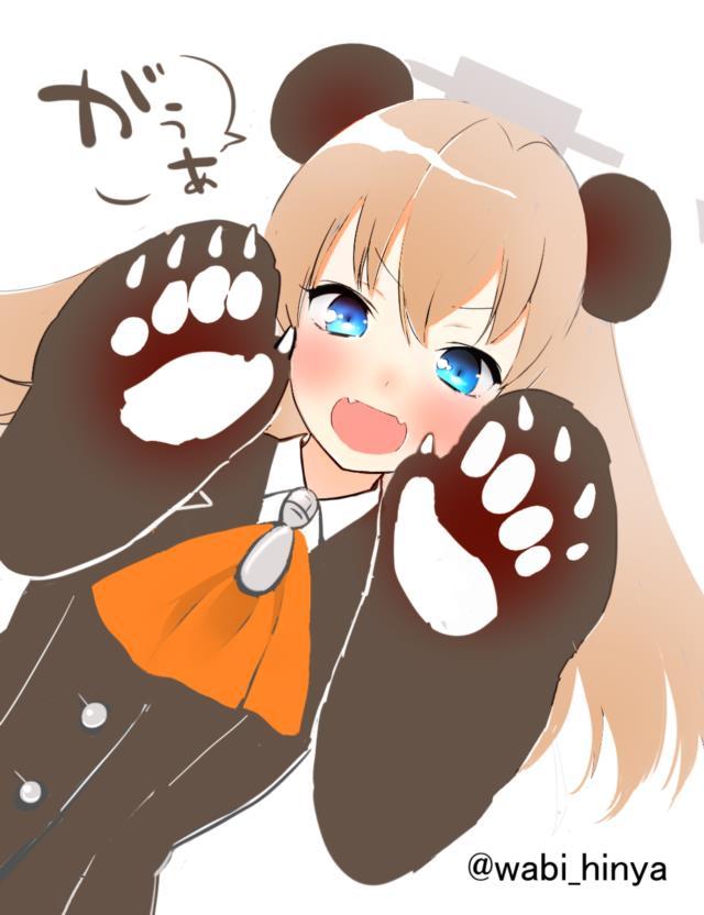 【艦これ】熊野のエロ画像まとめ ポンコツお嬢様かわいいなwww その2-25
