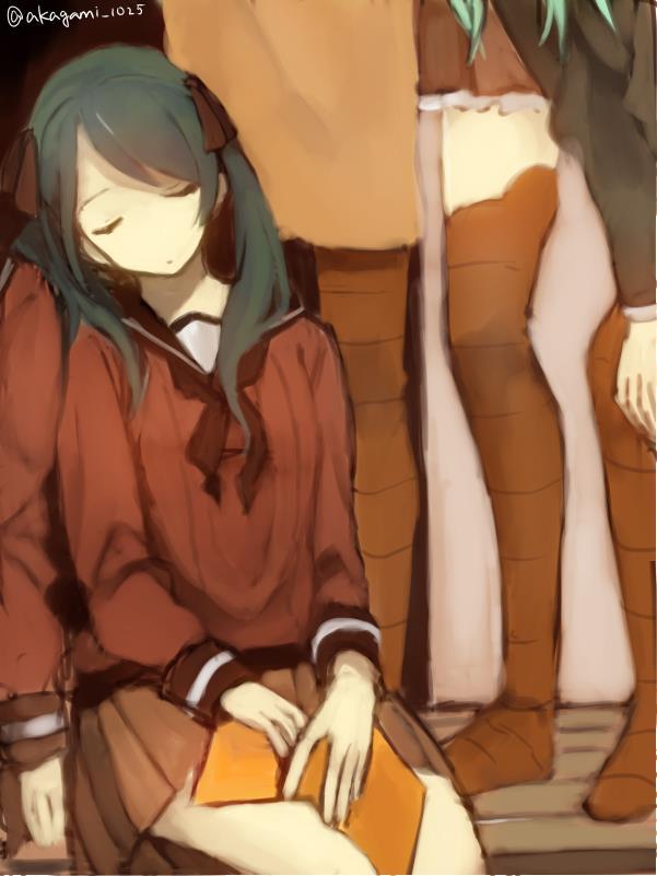 【艦これ】三隈のエロ画像まとめ くまりんこ、お前、そんなにぺったんこだったのか・・・。 その1-4