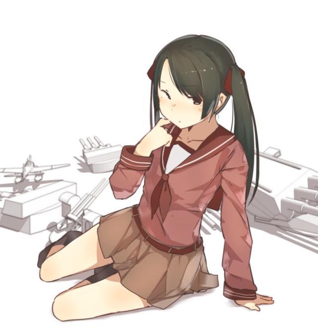 【艦これ】三隈のエロ画像まとめ くまりんこ、お前、そんなにぺったんこだったのか・・・。 その1-49