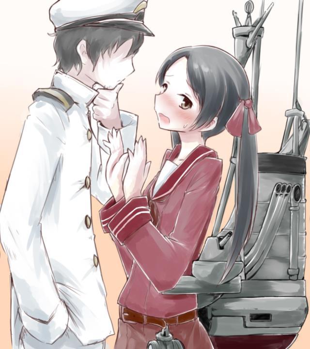 【艦これ】三隈のエロ画像まとめ くまりんこ、お前、そんなにぺったんこだったのか・・・。 その2-38