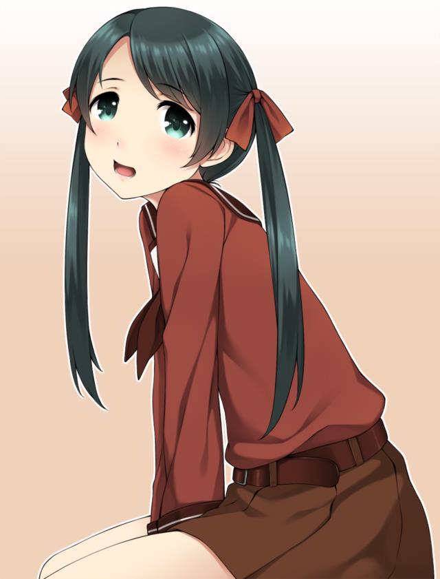 【艦これ】三隈のエロ画像まとめ くまりんこ、お前、そんなにぺったんこだったのか・・・。 その1-61
