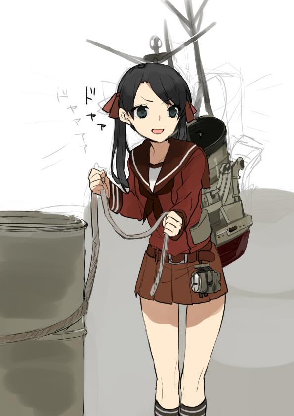 【艦これ】三隈のエロ画像まとめ くまりんこ、お前、そんなにぺったんこだったのか・・・。 その2-4
