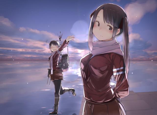 【艦これ】三隈のエロ画像まとめ くまりんこ、お前、そんなにぺったんこだったのか・・・。 その1-41