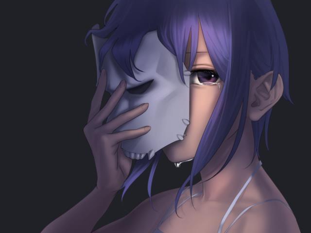 【FGO】静謐のハサンちゃんのエロ画像まとめ 仮面をとったら超絶美少女だった!!!-4