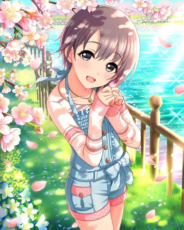 【デレマス】乙倉悠貴ちゃんのエロ画像まとめ 身長高くても貧乳な美少女は貴重-26