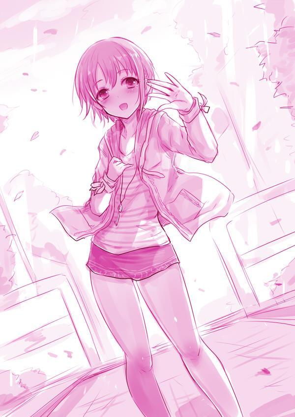 【デレマス】乙倉悠貴ちゃんのエロ画像まとめ 身長高くても貧乳な美少女は貴重-32