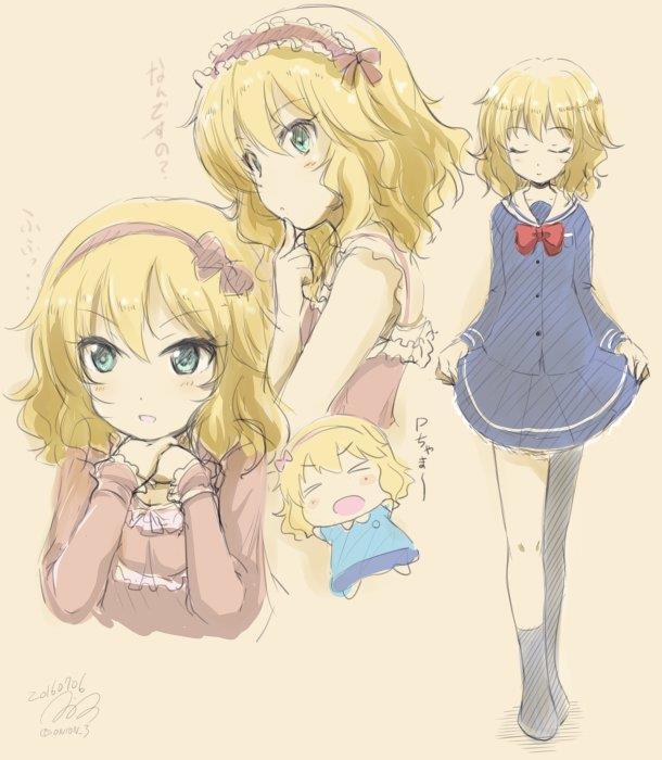 【デレマス】櫻井桃華ちゃんのお嬢ちゃまかわいいエロ画像まとめ-4