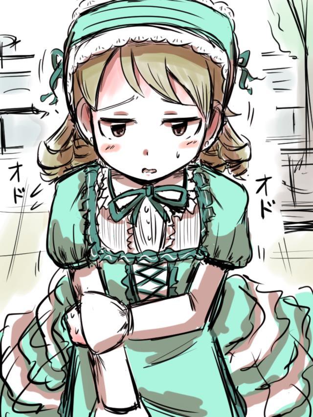 ネガティブアイドル森久保乃々ちゃん(シンデレラガールズ)のエロ画像まとめ-39