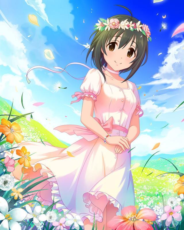 小日向美穂ちゃん(シンデレラガールズ)のエロ画像まとめ-25