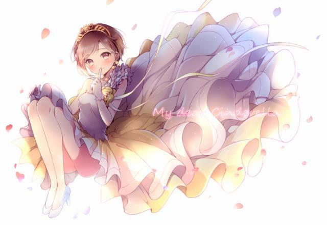 相葉夕美ちゃん(シンデレラガールズ)のエロ画像まとめ-22