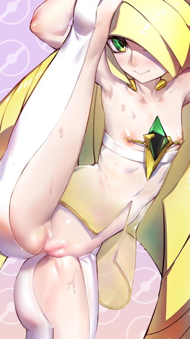 ルザミーネたん(ポケモンサンムーン)なエロ画像まとめ -15