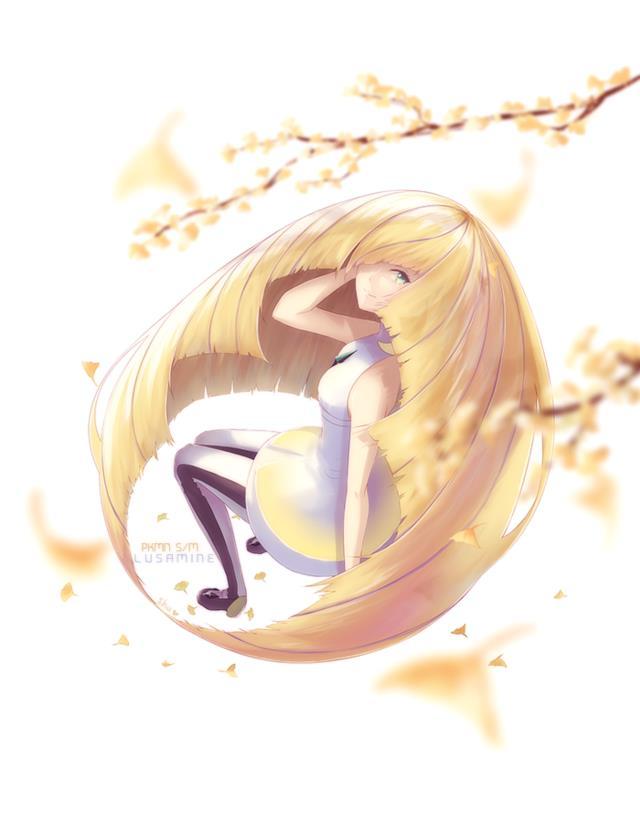 ルザミーネたん(ポケモンサンムーン)なエロ画像まとめ -30