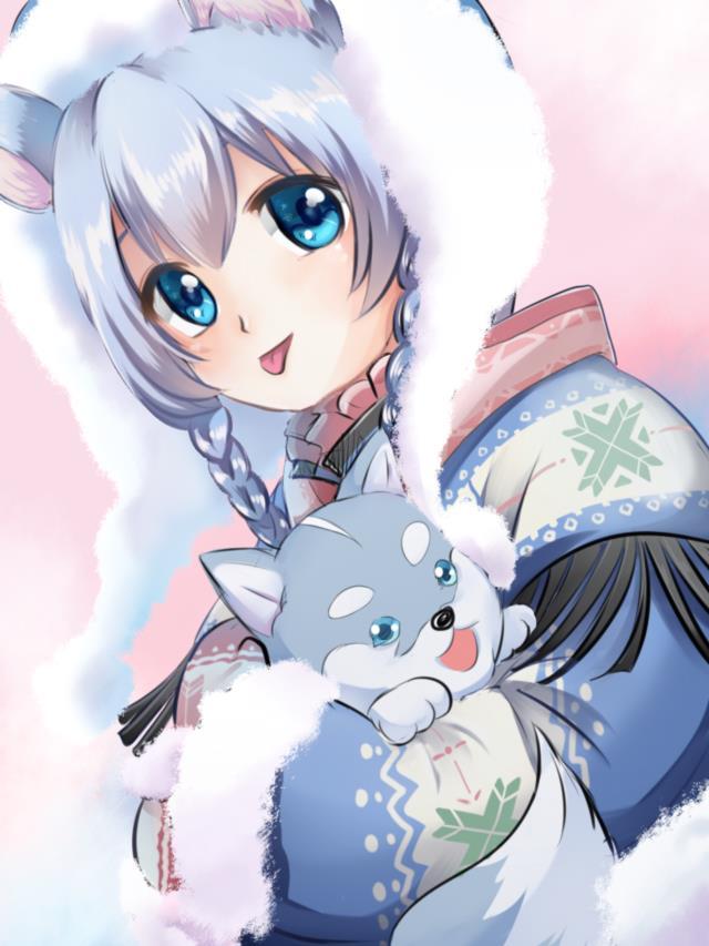 コヨミちゃん(白猫プロジェクト)の幼女かわいい画像まとめ-14