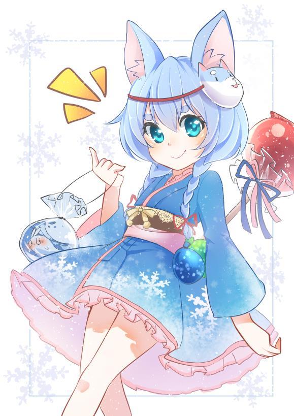 コヨミちゃん(白猫プロジェクト)の幼女かわいい画像まとめ-7