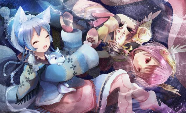 コヨミちゃん(白猫プロジェクト)の幼女かわいい画像まとめ-2