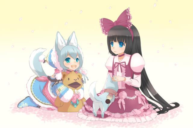 コヨミちゃん(白猫プロジェクト)の幼女かわいい画像まとめ-4